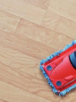 cuidado y mantenimiento de los suelos vinílicos